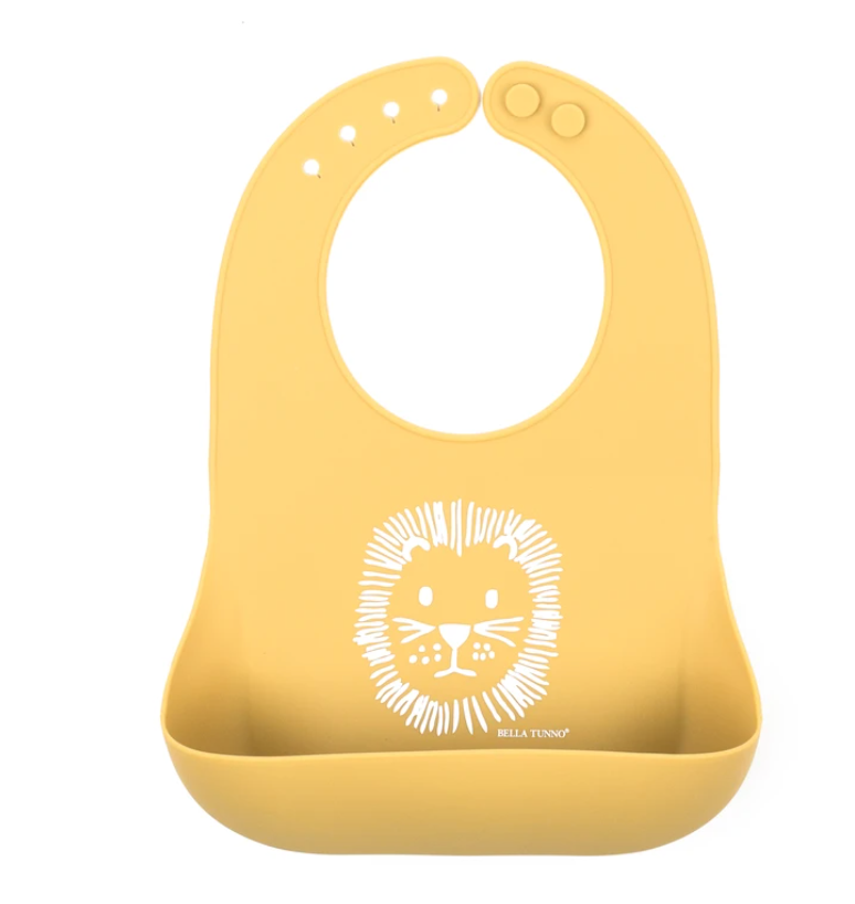 Bella Tunno - Wonder Bib - Lion