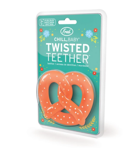 Fred - Chill, Baby Twisted Teether