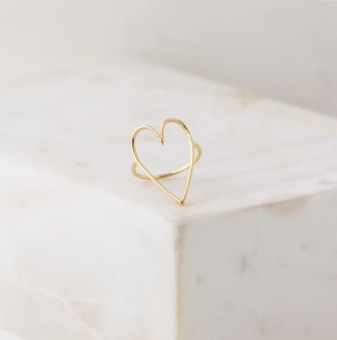 Ring Lovestruck Gold