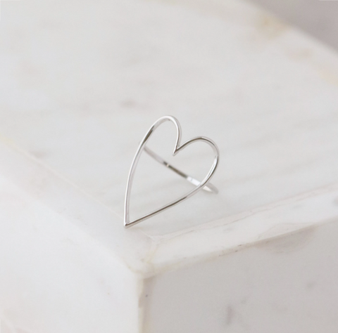 Ring Lovestruck Silver