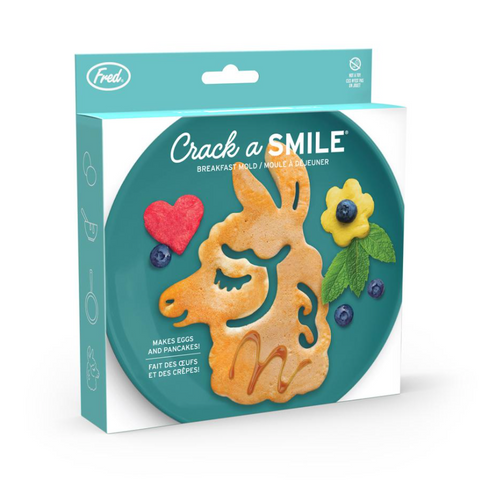 Crack A Smile Llama Breakfast Mold