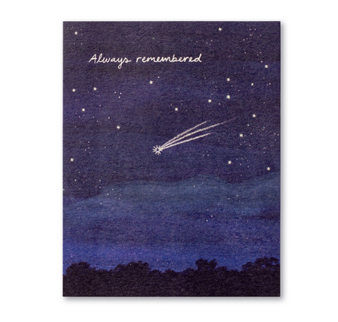 Love Muchly Greeting Card - Always Remembered