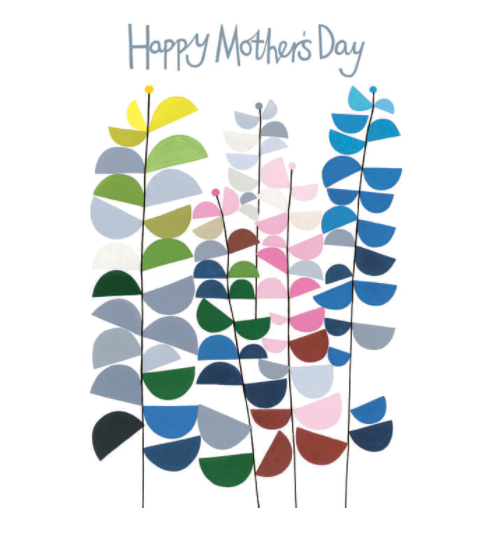 ArtPress Mother's Day - Pantone Leaves