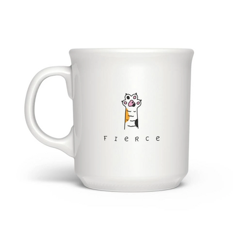 Say Anything Fierce Mug