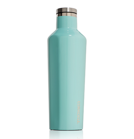 Corkcicle Canteen Gloss Turquoise 16oz