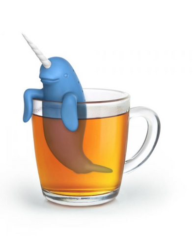 Fred & friends Tea Infuser Spiked Tea