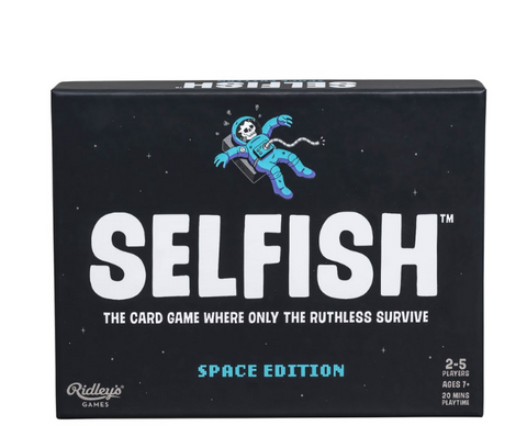 Ridley Games Selfish Space Edition