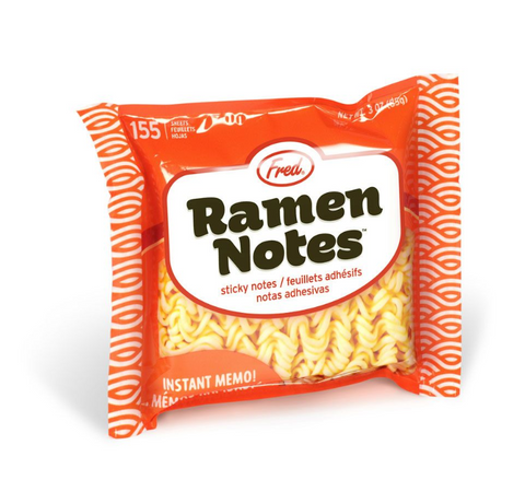 Fred - Ramen Notes