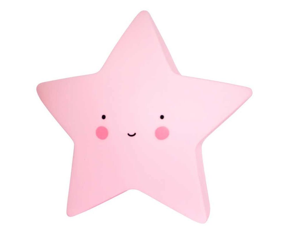 Little Lovely - Little Light Star Pink