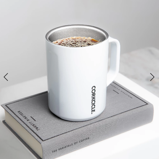 Corkcicle Origins Coffee Mug Walnut