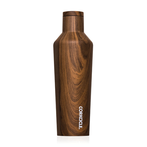Corkcicle Origins Canteen Walnut Wood 16oz