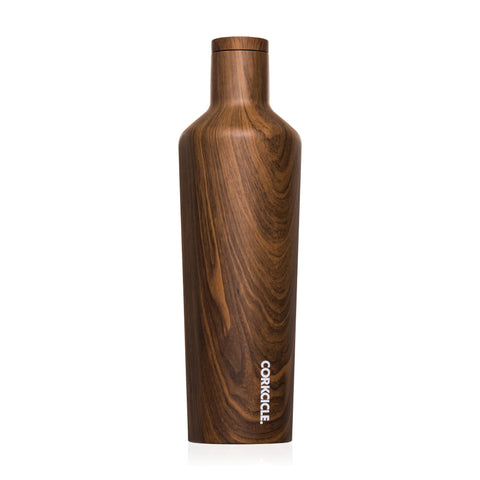 Corkcicle Origins Canteen Walnut Wood 25oz