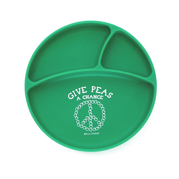 Bella Tunno - Wonder Plate - Give Peas a Chance
