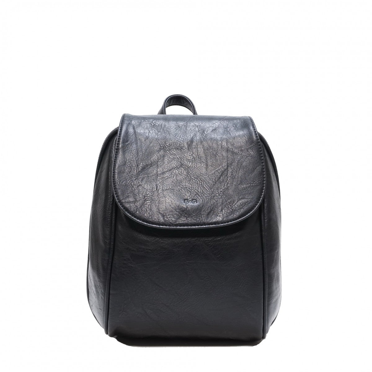 S-Q Jada Convertible Backpack - Black
