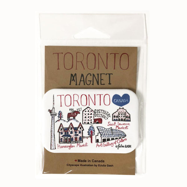 CityScapes Toronto Magnet
