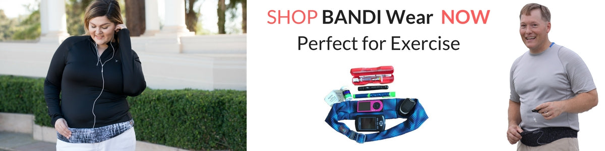 BANDI Wear for Pre-diabetes Weight Loss