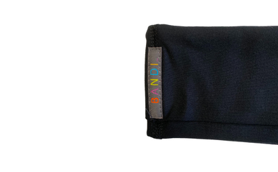 New Black Wrap Pocket Belt