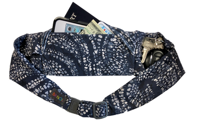 Slate Large Pocket Belt