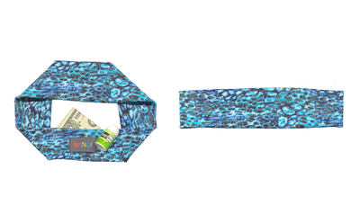Surf's Up Large Pocket Belt