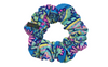 Paisley Punch Scrunchie