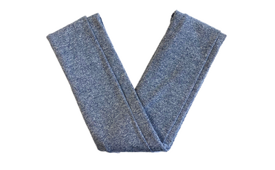 Navy Heather Pocketed Wrap