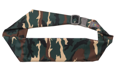 Camo Large Pocket Belt