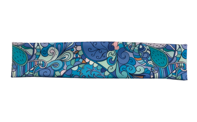 Paisley Waves Headband