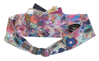 Coral Reef Pocketed Belt