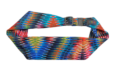 Zig Zag Pocketed Belt