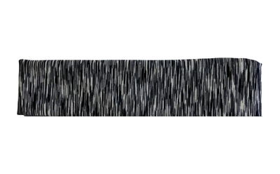 Strata Black/White Headband