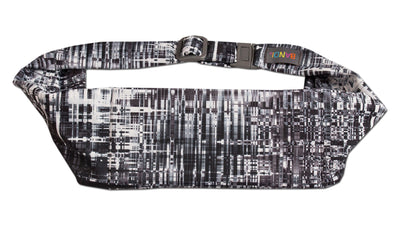 Black Hatch Large Pocket Belt
