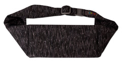 Strata Black/Grey Large Pocket Belt