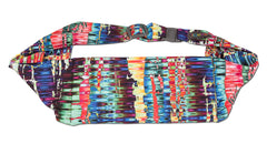 Blurred Lines Large Pocket Belt