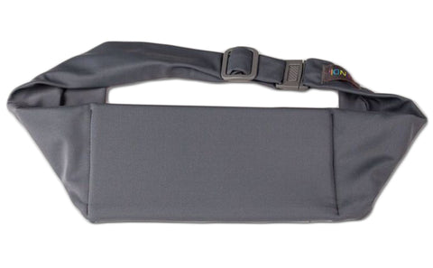 Grey Large Pocket Belt