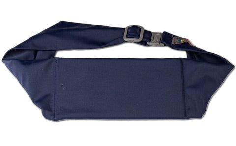 Navy Large Pocket Belt