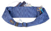 Strata Blue/Royal Large Pocket Belt