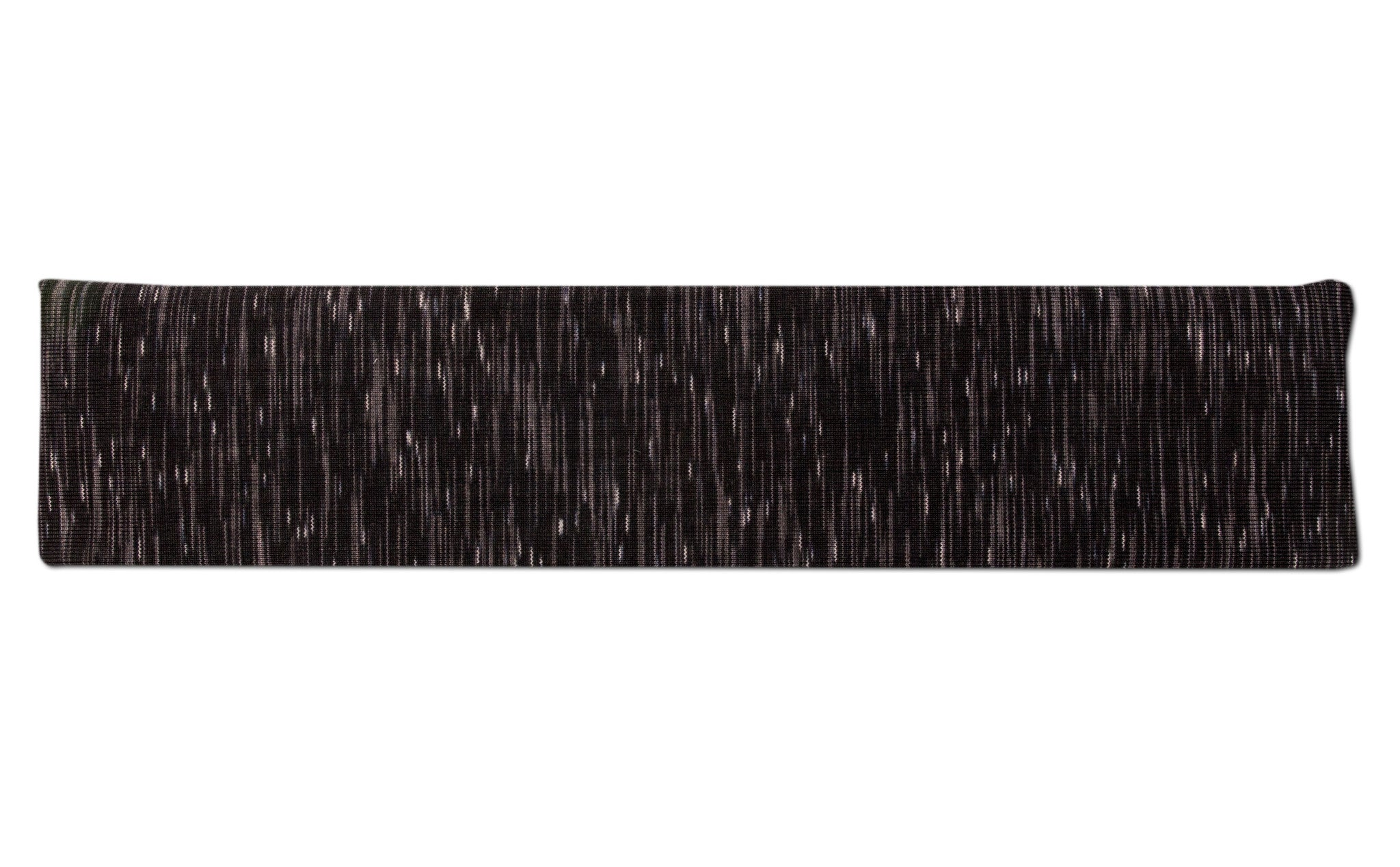 Strata Black/Grey Headband