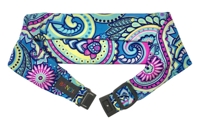 Paisley Punch Kids Pocket Belt