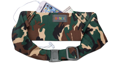 Camo Kids Pocket Belt