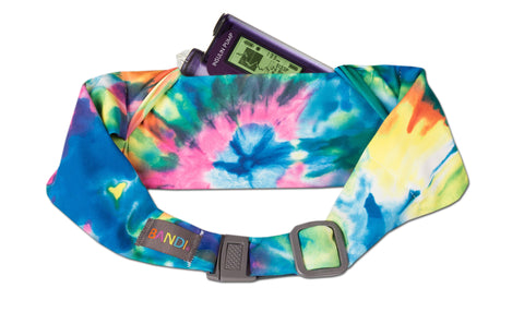 Tie Dye Friday BANDI® Kids Pocket Belt