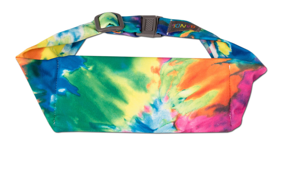 Tie Dye Friday Kids Pocket Belt