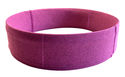 Magenta Heather Pocketed Wrap