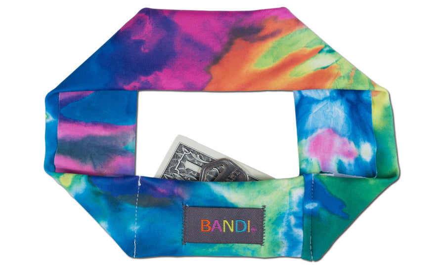 Tie Dye Friday Headband
