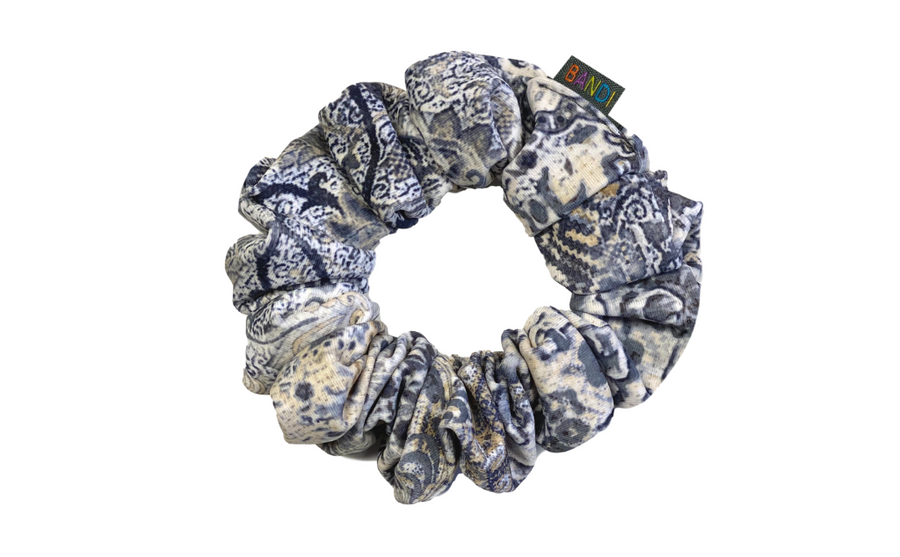 Shadow Garden Scrunchie
