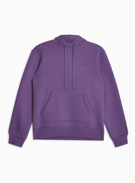 ANTIOCH PURPLE HEAVY WEIGHT HOODIE