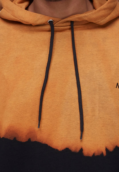 DIP DYE HOODED SWEATSHIRT