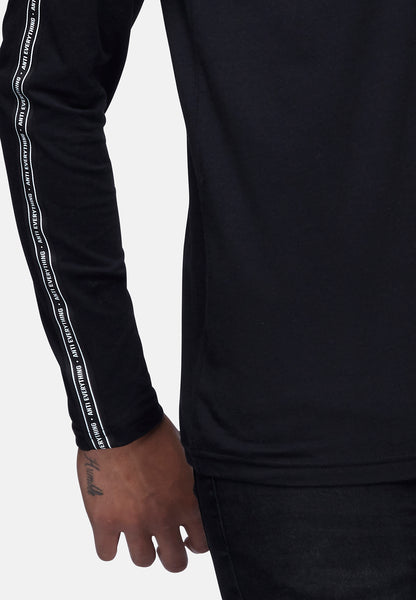 LONG SLEEVE SYMBOLS TAPING T-SHIRT