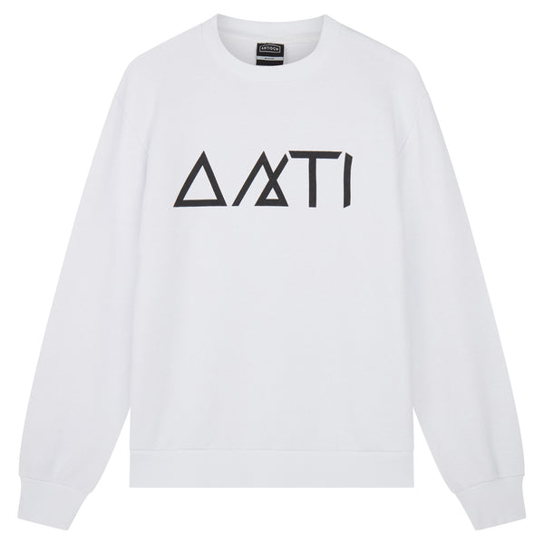 ANTI Symbols Sweat - White