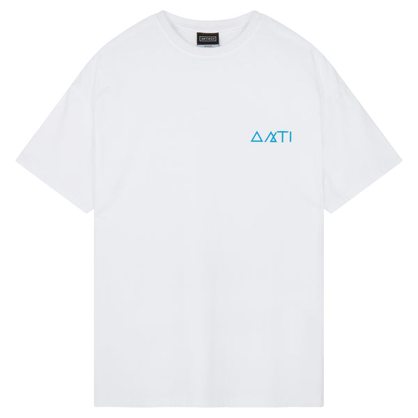 ANTI Symbols T-Shirt - White