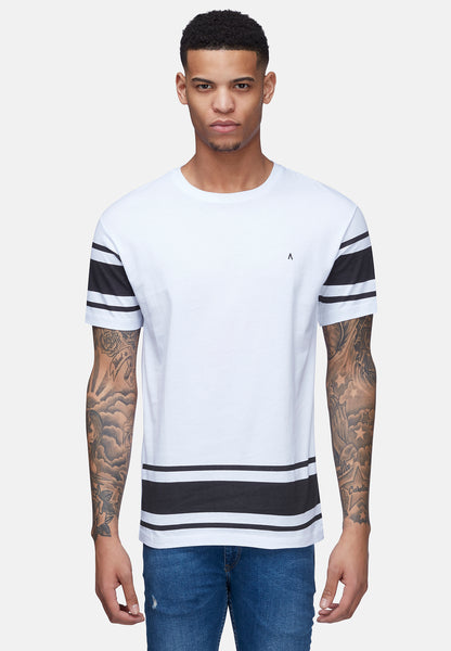 RETRO STRIPE T-SHIRT